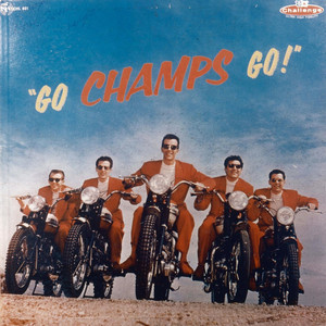 Go, Champs, Go! album
