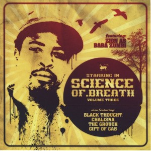 Science Of Breath Vol. 3 Albumcover