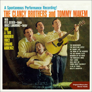 The Clancy Brothers, Tommy Makem Young Roddy McCorley cover