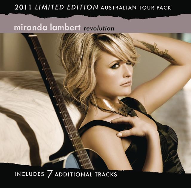 Miranda Lambert - Revolution - 2011 Limited Edition Australian Tour Pack