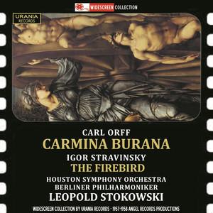 Orff: Carmina Burana - Stravinsky: The Firebird Suite album