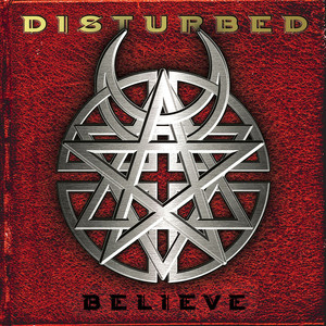 Disturbed Liberate cover