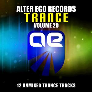 Alter Ego Trance, Vol. 20 Albumcover