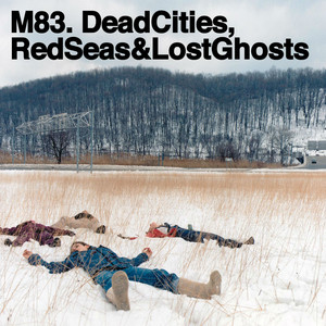 Dead Cities, Red Seas & Lost Ghosts Albumcover