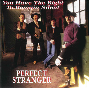 You Have The Right To Remain Silent album