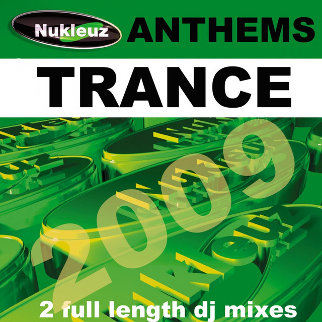 Various Artists Trance Anthems album cover