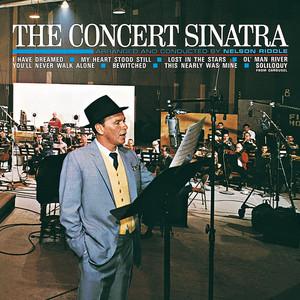 The Concert Sinatra Albumcover