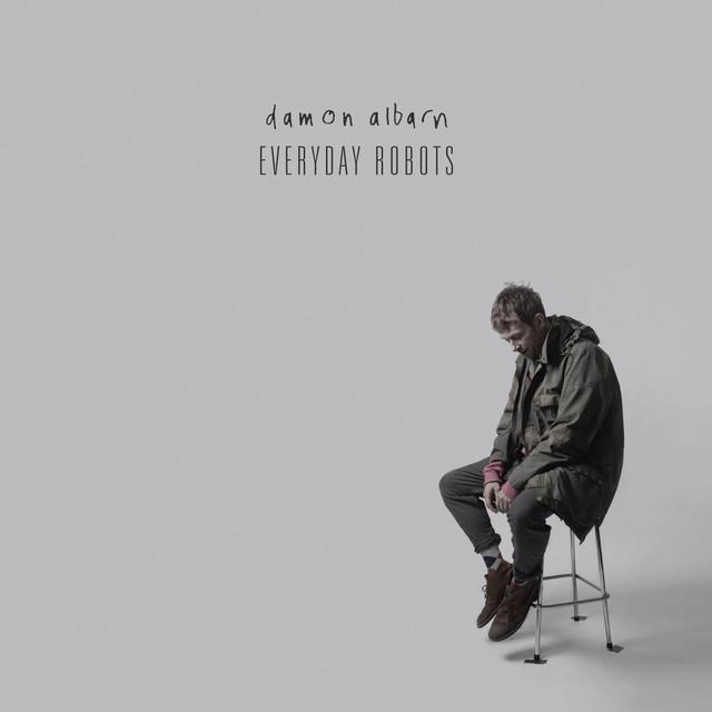 Skivomslag för Damon Albarn: Everyday Robots