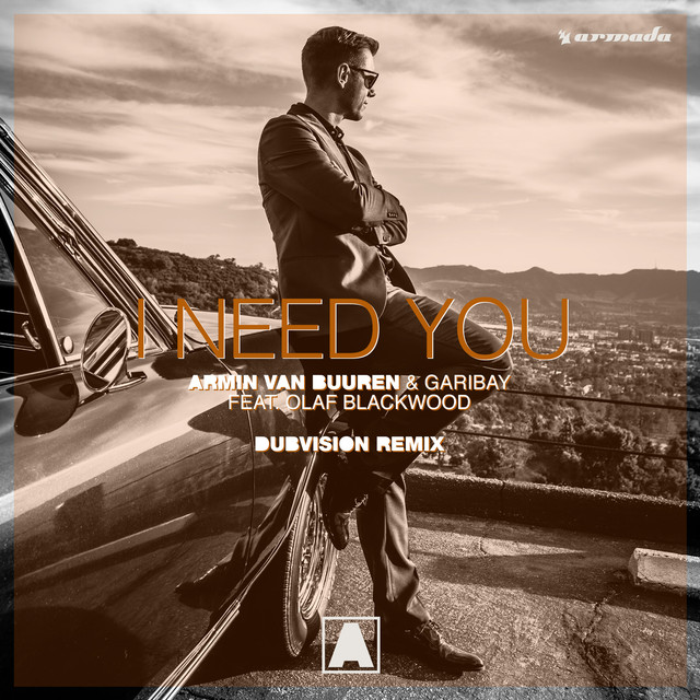 I Need You (feat. Olaf Blackwood) [DubVision Remix]