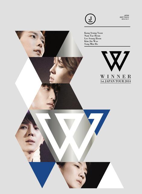 WINNER 1st JAPAN TOUR 2014