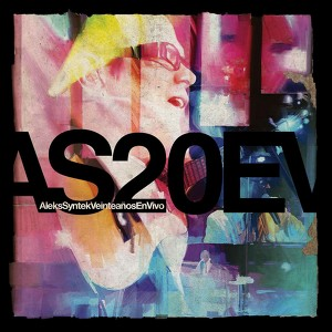 20 Años En Vivo Albumcover