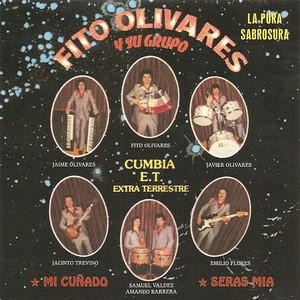 Cumbia E.T. Albumcover
