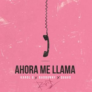 Ahora Me Llama (Remix) Albümü