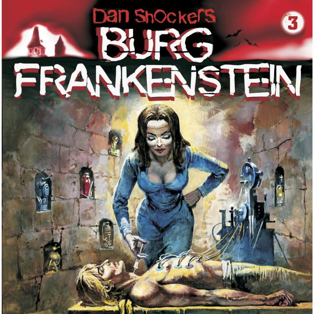 Folge 03: Die Horror-Braut von Burg Frankenstein Cover
