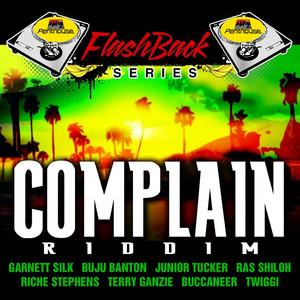 Penthouse Flashback Series: Complain Riddim album