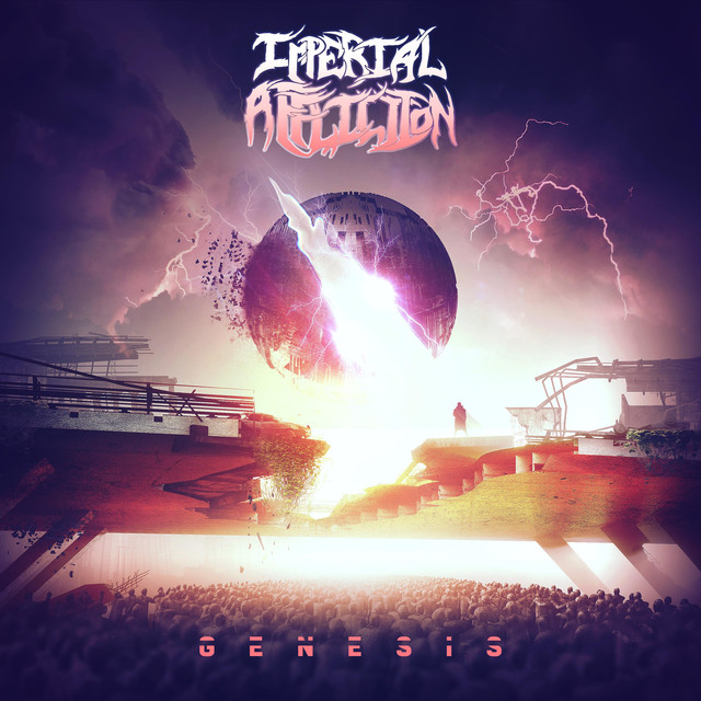 Album cover for Genesis by Imperial Affliction