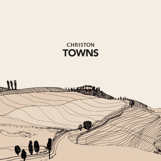 Album cover for Towns by CHRISTON