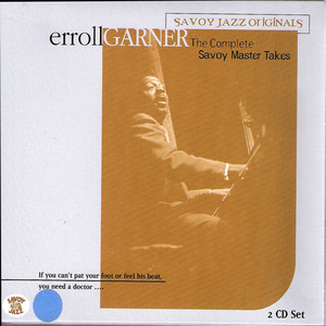 Errol Garner: The Complete Savoy Master Takes album