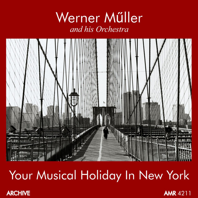 Werner Müller Your Music Holiday in New York album cover