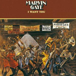 I Want You Albumcover