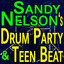 Sandy Nelson's Drum Party And Teen Beat cover