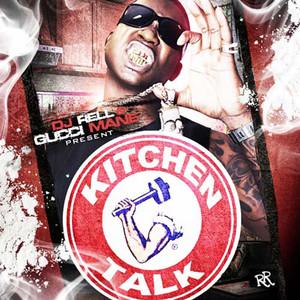 Kitchen Talk Albumcover