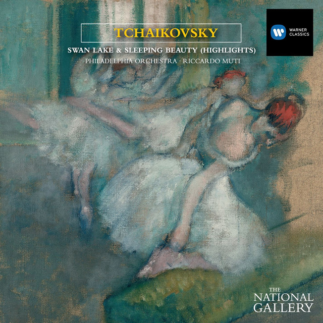 Tchaikovsky: Swan Lake & Sleeping Beauty suites Albumcover