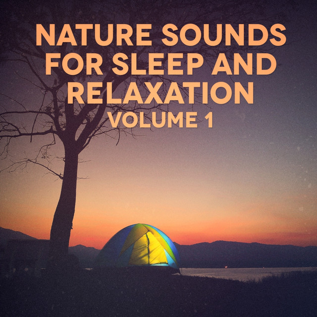 Nature Sounds for Sleep and Relaxation Albumcover