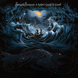 Sturgill Simpson Sea Stories cover