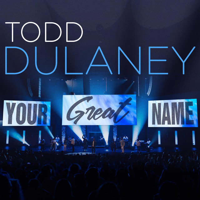 Your Great Name (Live) - Single