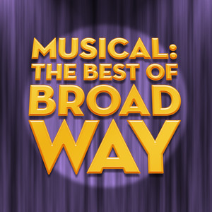Musical: The Best of Broadway Albumcover