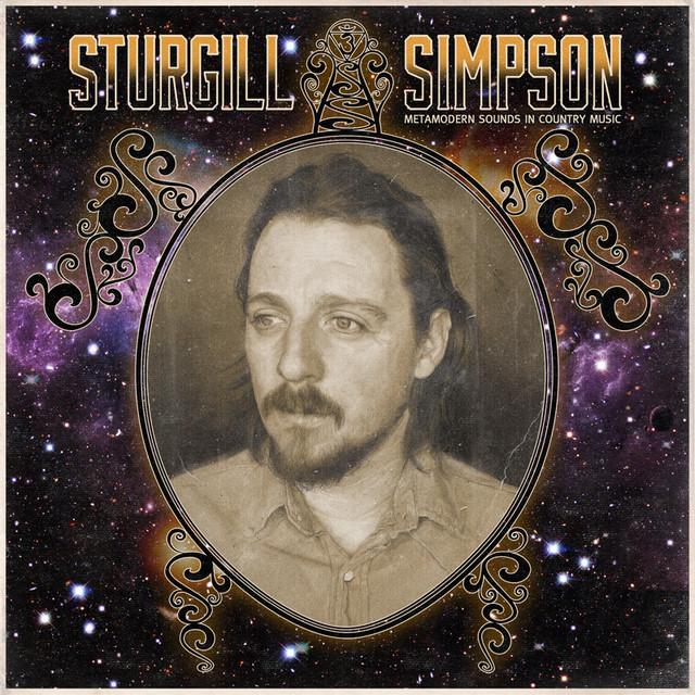 Sturgill Simpson Metamodern Sounds In Country Music (Bonus Track Version) album cover