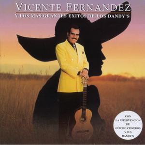 Vicente Fernandez Y Los Mas Grandes Exitos De Los Dandy's Albumcover