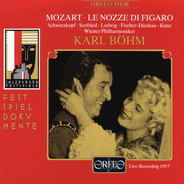 Le nozze di Figaro, K. 492 (Live)