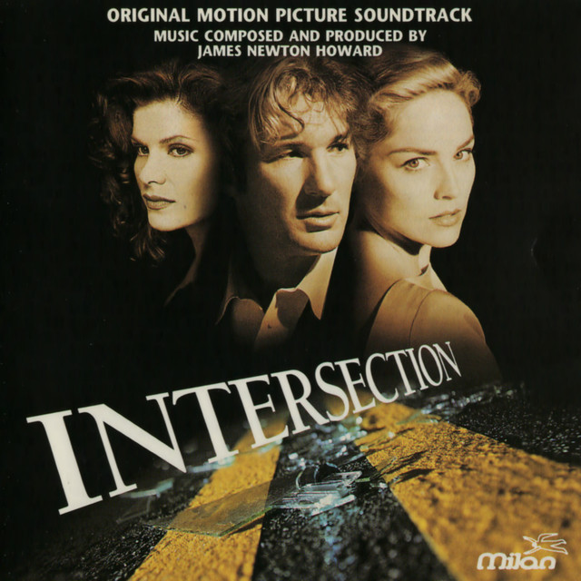 Intersection (Original Motion Picture Soundtrack) Albumcover