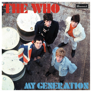 My Generation (Deluxe Edition) Albumcover