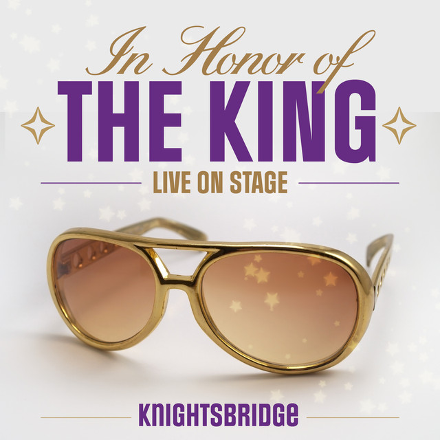 In Honor of the King - Live on Stage Albumcover