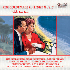 The Golden Age of Light Music: Table for Two album