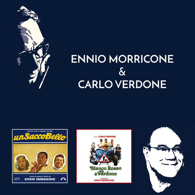 Ennio Morricone & Carlo Verdone Albumcover