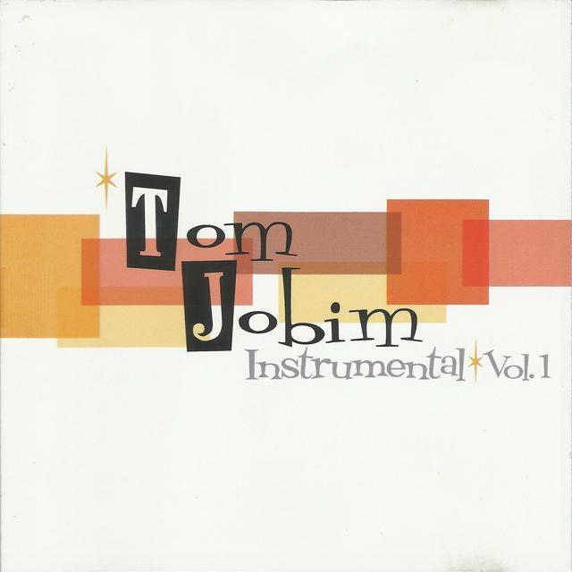 Antônio Carlos Jobim Instrumental Vol. 1 album cover