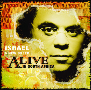 Alive In South Africa Albumcover