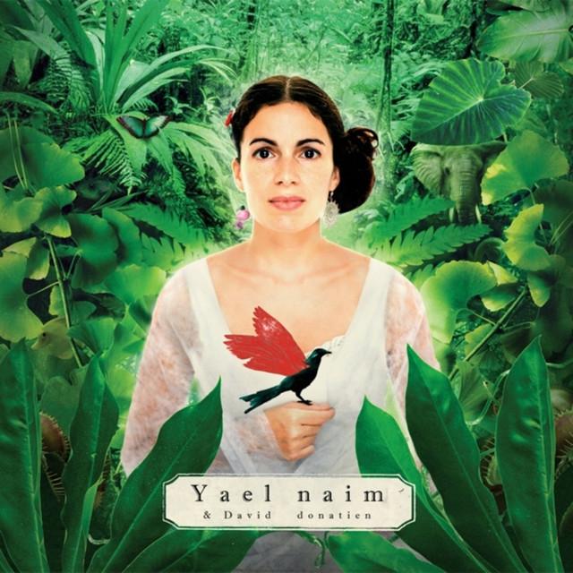Yael Naïm, David Donatien She Was a Boy album cover