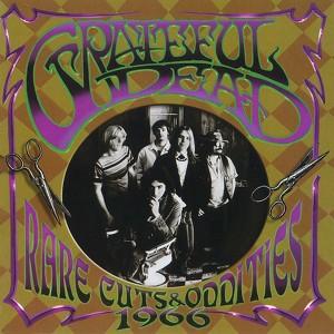 Rare Cuts & Oddities 1966 Albumcover