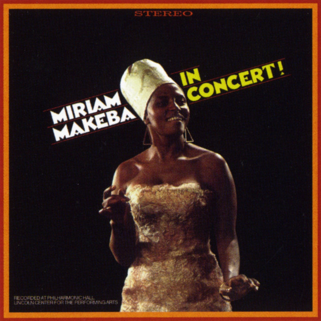 Miriam Makeba in Concert!