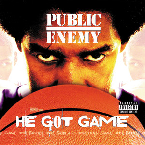 Public Enemy KRS‐One Unstoppable cover