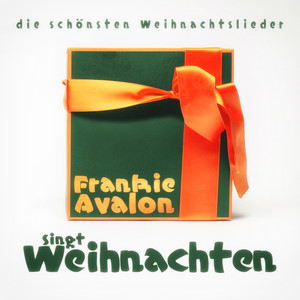 Frankie Avalon Singt Weihnachten Albumcover
