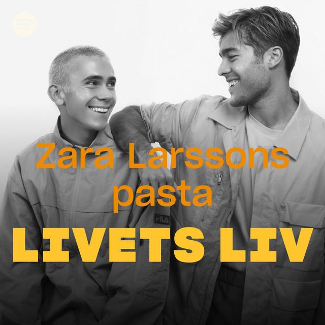 Zara Larssons pasta