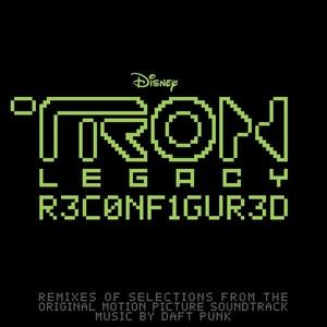 TRON Legacy: Reconfigured Albumcover