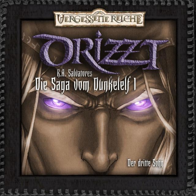 Die Saga vom Dunkelelf, Teil 1: Der dritte Sohn Cover