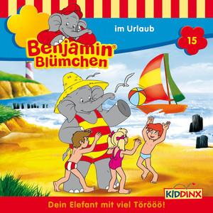 Folge 15 - Benjamin Blümchen im Urlaub Audiobook